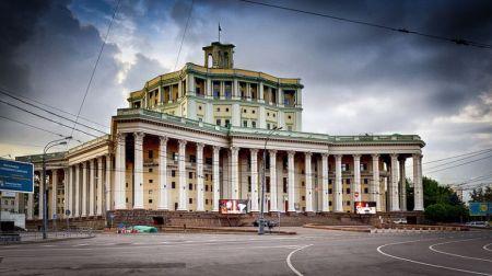 С тобой и без тебя. Центральный театр Российской армии