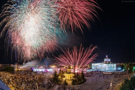 День города в Дзержинске 2021. Праздничные мероприятия