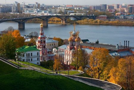 День города в Нижнем Новгороде 2018. Праздничная программа