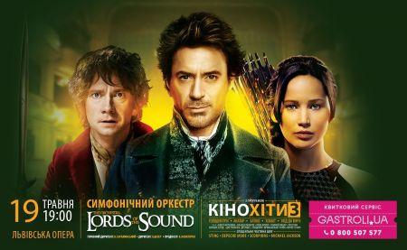 Lords of the Sound - КІНОХІТИ 3 у Львові 2015