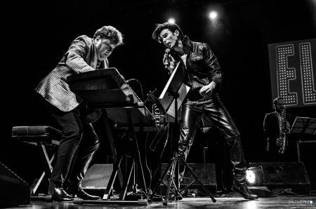 Liberace & Elvis — Леонид Пташка и Мозес Си