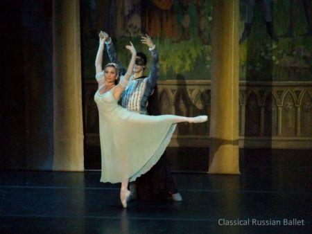 """Спектакль """"Ромео и Джульетта"""". Классический Русский балет"""