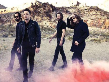 The Killers в Риге! Афиша