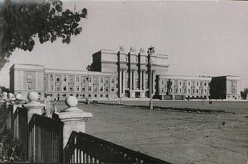 Grand pas Петипа. Самарский академический театр оперы и балета