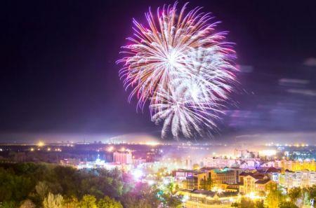 День города в Липецке 2021. Праздничные события