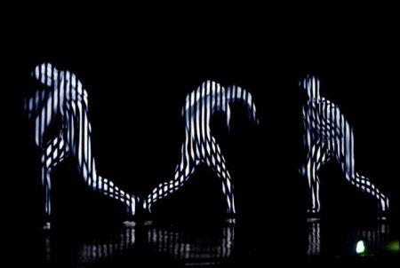 Шоу ElectriCity в г. Ашдод. Театр танца eVolution