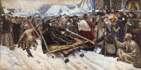 Боярыня Морозова. Хакасская филармония