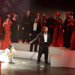 Травиата. Царицынская опера