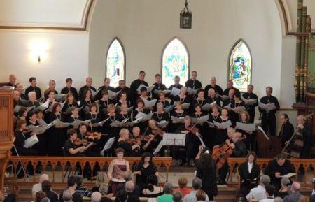 Пасхальная Праздничная Литургия Моцарта – «Кающийся Давид»