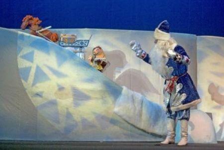 МОРОЗКО. Тюменский театр кукол