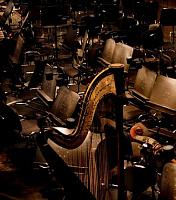 Концерт оркестра театра. Московский Музыкальный театр