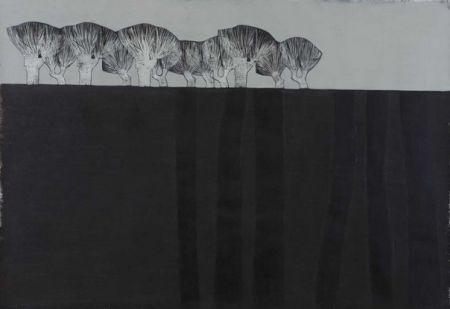 Альбіна Ялоза в Національному художньому музеї України