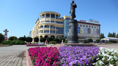 День города в Курске 2021. Программа праздника