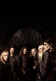 Концерт группы Nightwish в г. Москва