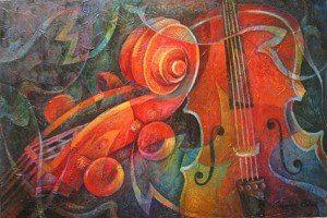 Концерт Ручей и море. Галерея Нагорная