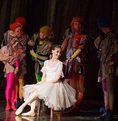 Белоснежка и семь гномов. Челябинский театр оперы и балета