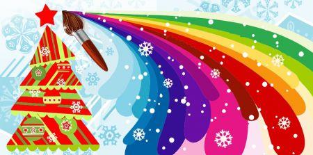 Волшебная кисть Деда Мороза. Алтайский краевой театр драмы имени В.М. Шукшина