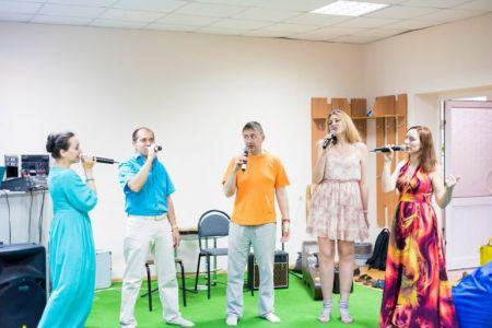 "Квартирник ""Звездное лето"""