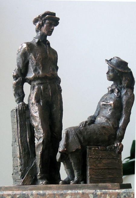 «Товарищество передвижных художественных выставок  XXI век (Санкт-Петербург)». Выставка реалистического искусства. Живопись, графика, скульптура.
