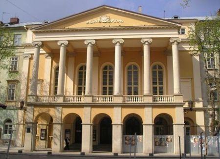 Ромео і Джульєтта в кінці листопада. Театр імені Марії Заньковецької