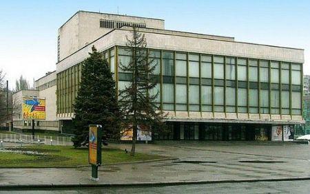 МОЛОДЬ РОЗПРАВЛЯЄ КРИЛА. Днепропетровский академический театр оперы и балета