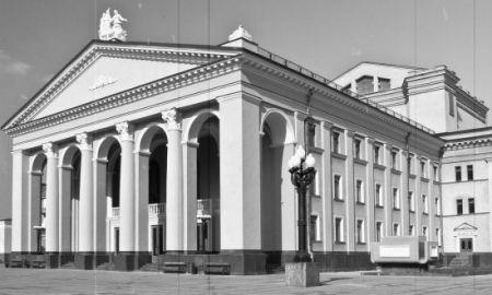Обережно! L.amour... Рівненський академічний український музично-драматичний театр