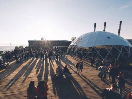 Фестиваль Roof Fest 2021
