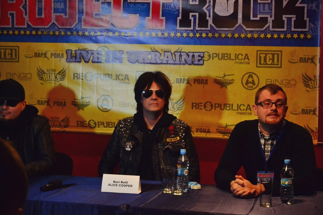 пресс конференция проджект рок в киеве 2014