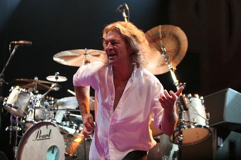 С музыкантом общался Герман Гошкадор,Deep Purple