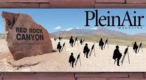 750 художников со всего мира соберутся на пленэр в Красном каньоне.