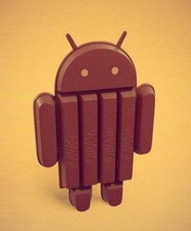 Новая шоколадная операционка Android 4.4 от Google
