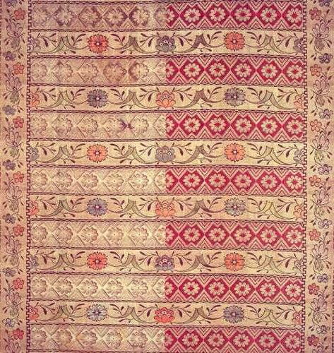 История белорусского ткачества
