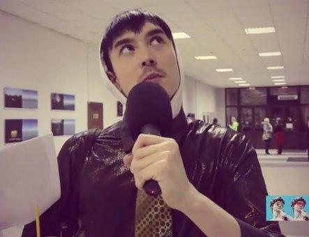 Видеоотчёт III Красноярского Международного Фестиваля Экранных и Медиа Искусств 2013