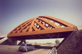 Деревянные мосты в современном строительстве