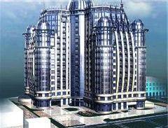 Комплексное градостроительство многоэтажных зданий