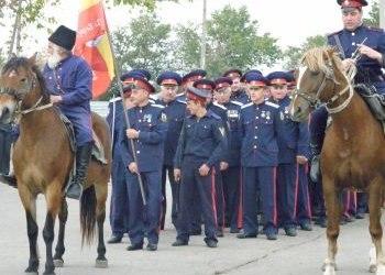 На Донеччині пройшов козацький фестиваль