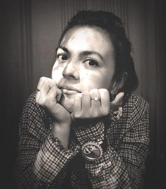 Кристина Бахмудова -  молодая талантливая писательница из Москвы
