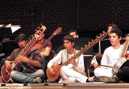 Традиционные мелодии Афганистана зазвучали в Нью-Йорке