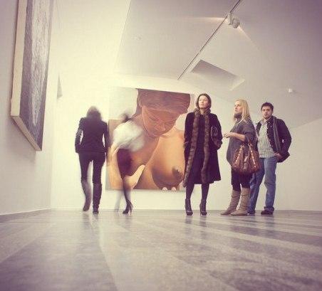 Выставка «Вода камень точит» в Пинчук Арт Центре