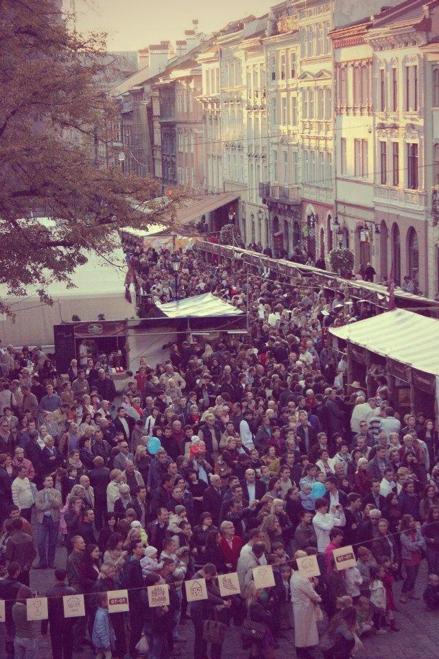 Только один фестиваль, проведенный в городе, способен принести ресторанам и гостиницам более 15 млн. гривен дохода.