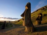 далось разгадать тайну гигантских статуй с острова Пасхи