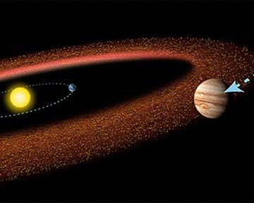 Американські астрофізики Ребекка Мартін і Маріо Лівіо запропонували модель утворення придатних для життя планет