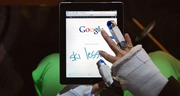 Google розпізнає рукописні тексти