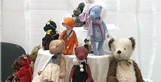 Мягкая игрушка Тедди отметит столетие.