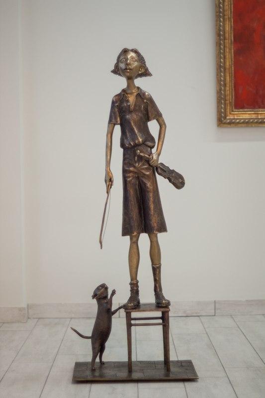 Персональна виставка Ігоря Губського