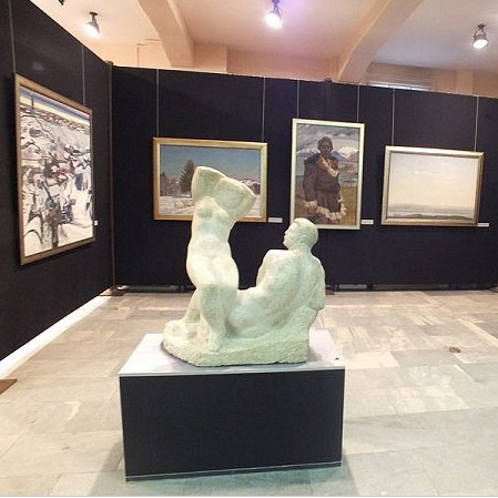 Художественный музей в Южно-Сахалинске