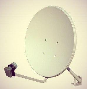 Преимущества спутникового телевидения