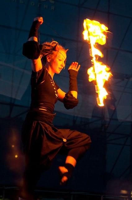 Пост-релиз Kiev Fire Fest 2011