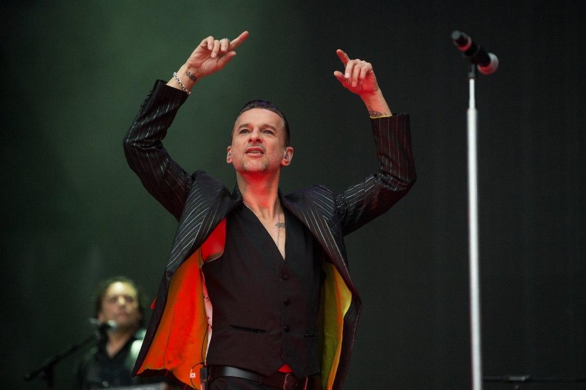 Поклонники Depeche Mode готовят флешмобы для своих кумиров