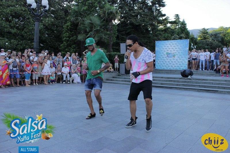2-4 августа в Ялте прошел фестиваль, который вошел в список основных культурно-зрелищных мероприятий города на 2013 г.